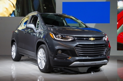 Chevrolet Trax LT 1.4 AT 2017 Việt Nam