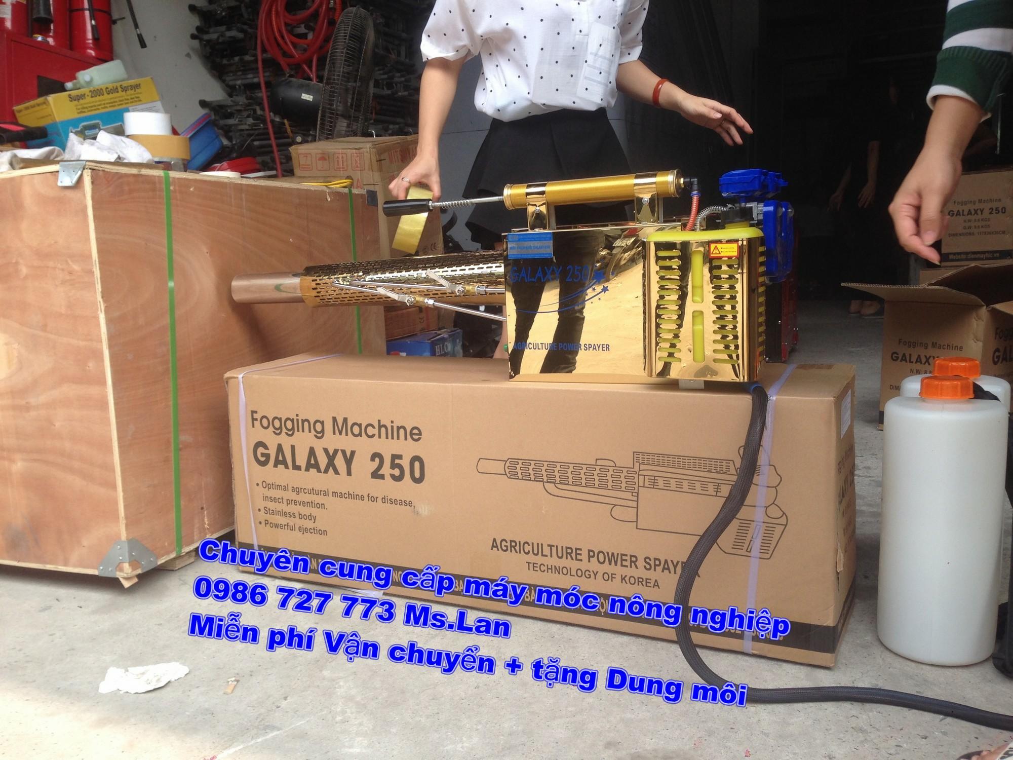 www.kenhraovat.com: Địa chỉ bán máy phun khói Galaxy 250 chính hãng Hàn Quốc