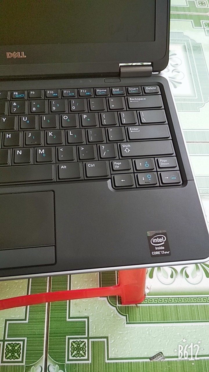 laptop dell latitude E7240 core i7