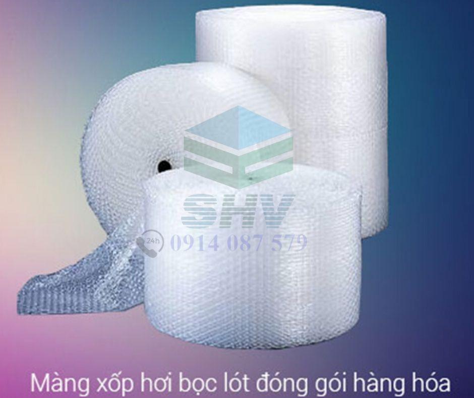 Bán màng xốp hơi giảm chấn bảo vệ sản phẩm