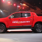 Chevrolet Colorado LTZ 2.8 AT 4×4 2017